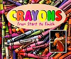 Crayons from start to finish