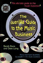 The guerilla guide to the music business