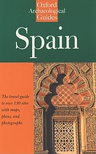 Spain : an Oxford archaeological guide