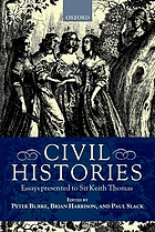 Civil histories : essays presented to Sir Keith Thomas