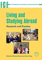 Living and studying abroad : research and practice