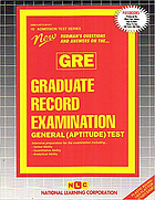New Rudman's questions and answers on the GRE, graduate record examination general (aptitude) test