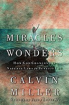 Miracles and wonders : how God changes his natural laws to benefit you