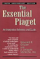 The essential Piaget