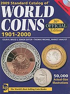 2009 standard catalog of world coins