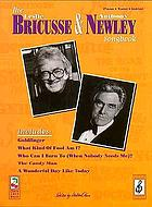 The Leslie Bricusse & Anthony Newley songbook