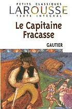 Le capitaine Fracasse, text complet (1863)