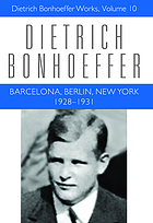 Barcelona, Berlin, New York 1928-1931