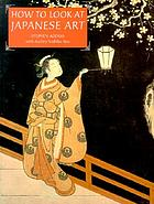 How to look at Japanese art