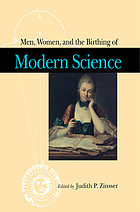 Men, women, and the birthing of modern science