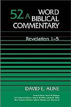 Word biblical commentaryRevelation