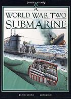 A World War Two submarine