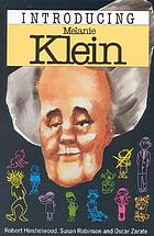 Melanie Klein For Beginners