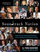 Soundtrack nation interviews with today's top professionals in film, videogame, and television scoring