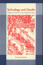 Technology and gender fabrics of power in late imperial China