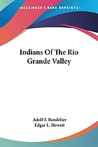 Indians of the Rio Grande Valley