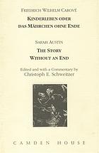 Kinderleben, oder, Das Märchen ohne Ende = The story without an end
