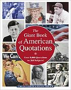 The Harper book of American quotations
