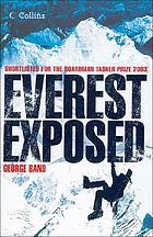 Everest exposed : the MEF authorised history