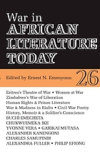 War in African literature today : a review