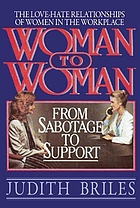 Woman to woman 2000 : becoming sabotage savvy in the new millennium