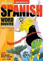 Vocabulearn Spanish word booster : [bilingual format]