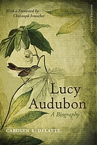 Lucy Audubon, a biography