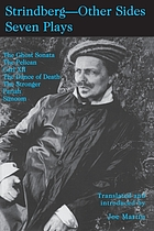 Strindberg--other sides : seven plays