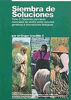 Siembra de soluciones
