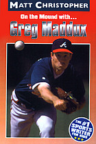 On the mound with-- Greg Maddux