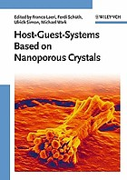 Host-guest-systems based on nanoporous crystals