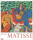 Henri Matisse : figure, color, space