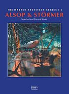 Alsop and Störmer : selected and current works