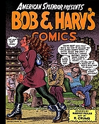 American splendor presents Bob &amp; Harv's comics
