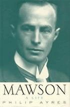 Mawson : a life