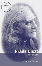 Franz Liszt : a guide to research