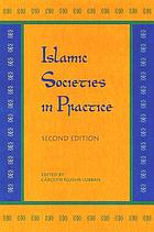 Islamic societies in practice