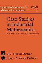 Case studies in industrial mathematics