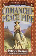 Comanche peace pipe