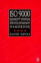 ISO 9000 quality systems development handbook : a systems engineering approach