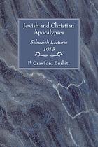 Jewish and Christian apocalypses