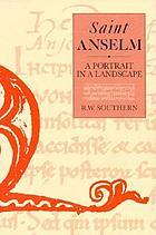 Saint Anselm : a portrait in a landscape