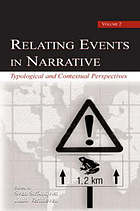Relating events in narrative : volume 2 : typological and contextual perspectives