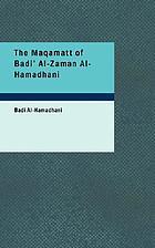 The Maqāmāt of Badiʻ al-Zamān al-Hamādhāni