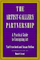The artist-gallery partnership : a practical guide to consignment