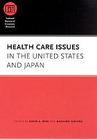 Health care issues in the United States and Japan