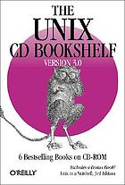 The UNIX CD bookshelf : 7 bestselling books on CD-ROM