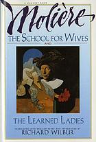 The school for wives : comedy in five acts, 1662