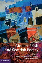 Modern Irish poetry : an anthology