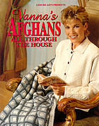 Vanna's afghans all through the house